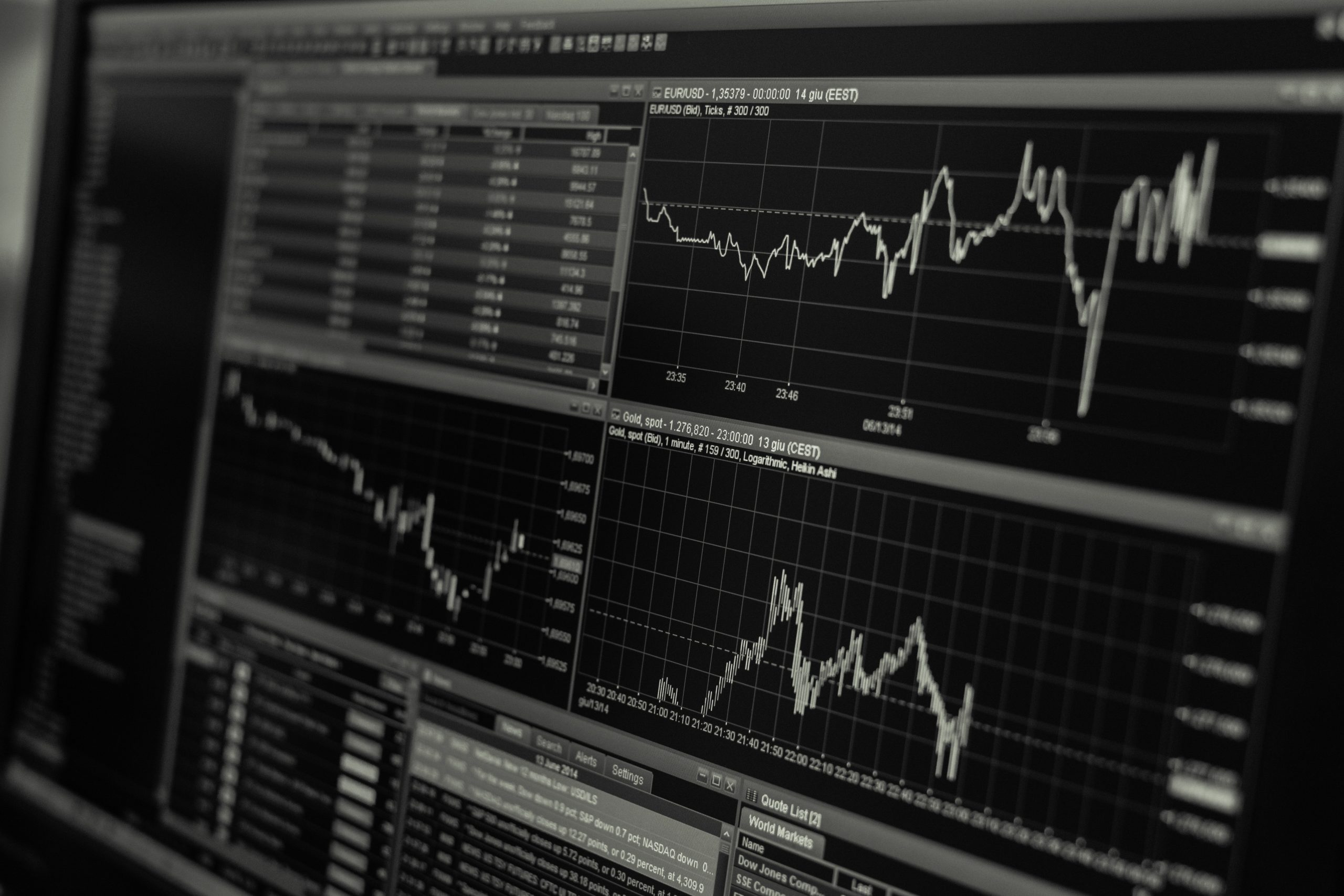Why Forex Trading Over Any Other Trade Market? Check Out The Details Below!